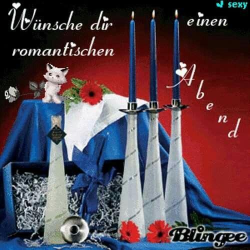 einen romantischen abend