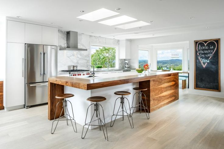 You don't have to spend tens of thousands of dollars on a kitchen overhaul to get a more luxurious cooking space. While some of these ideas are cheaper than others, all of them will turn up the heat on your kitchen's function and style.