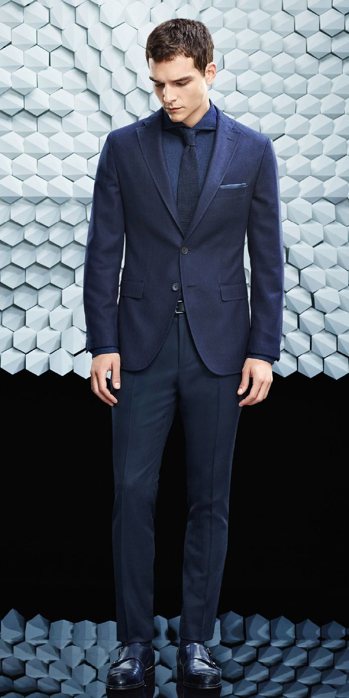 1000  images about blue navy suit on Pinterest | Men's style