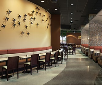 corporate cafeteria design