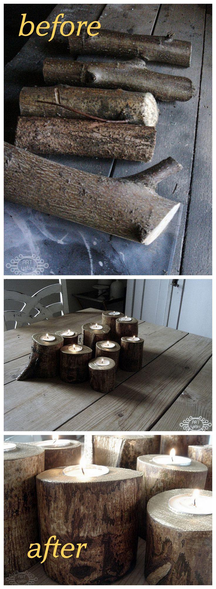 świeczniki -candlesticks