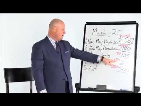 How To Recruit 20 People In 30 Days (Eric Worre)