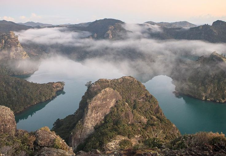 Also referred to as the Kairara Rocks, the Dukes Nose trail boasts breath taking views that may as well be found in Indonesia...