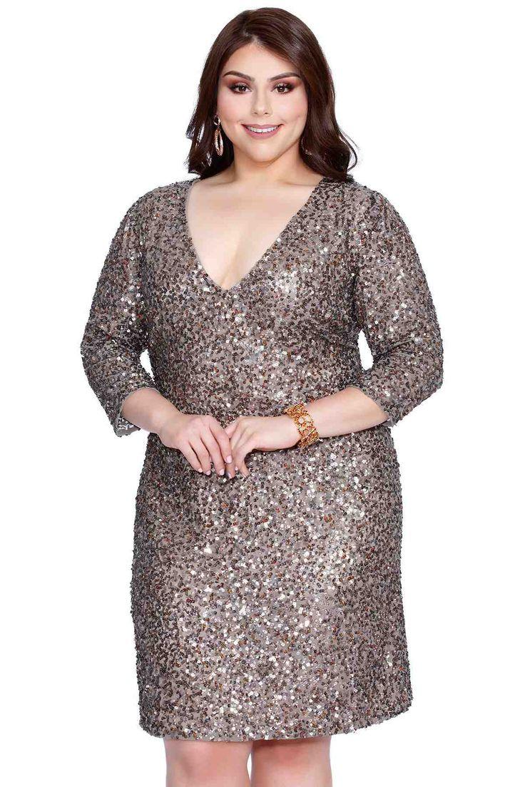 41 besten Große Größe Abendkleider und Cocktailkleider Bilder auf ...
