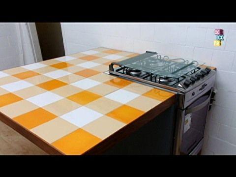 Uma maneira diferente de usar fogão embutido - Dicas - Casa GNT
