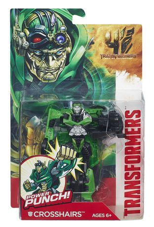 Transformers Age of Extinction Crosshairs Power Attacker for sale at Walmart Canada. Get Toys online at everyday low prices at Walmart.ca
