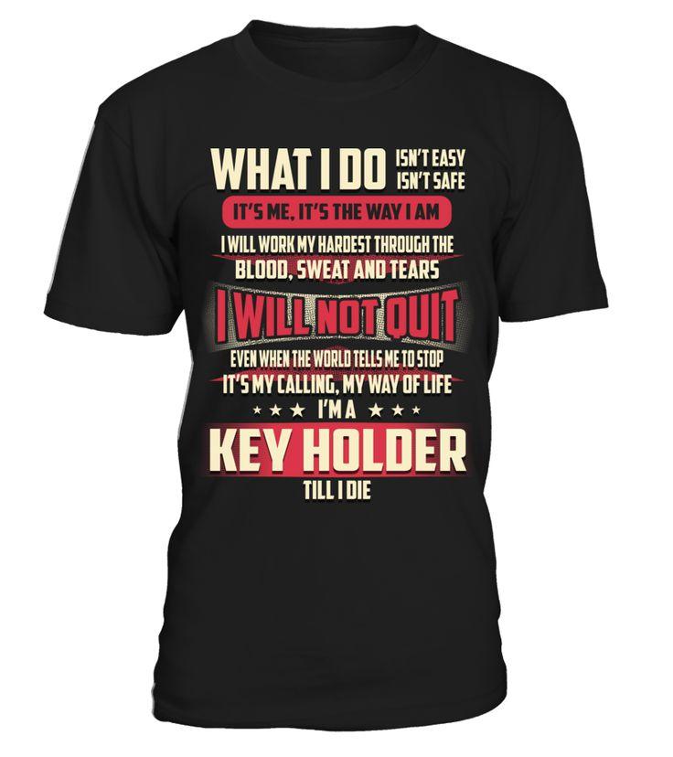 Key Holder - What I Do