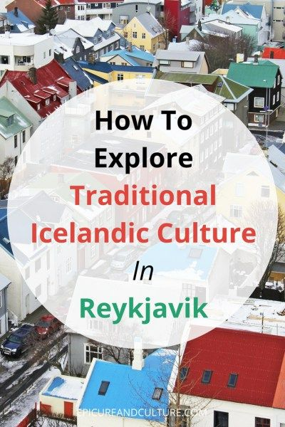 Iceland Culture | Tracing Heritage Through Food In Reykjavík : Epicure & CultureIceland Culture | Tracing Heritage Through Food In Reykjavík