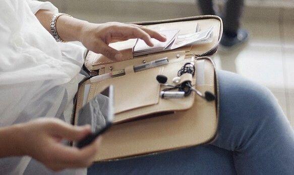 本革手作りの収納多機能の財布大の|財布・二つ折り財布|JOYDIVISION VINTAGE|ハンドメイド通販・販売のCreema