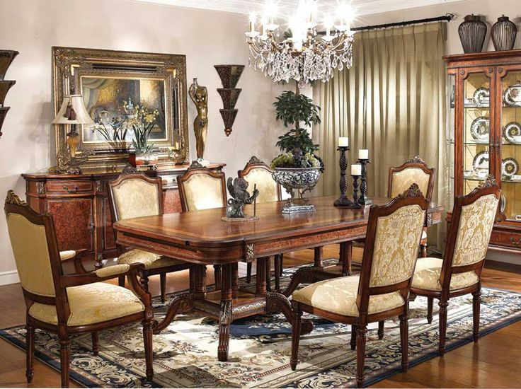 Traditional Wood Dining Tables 117 best condo furniture images on pinterest | condo furniture