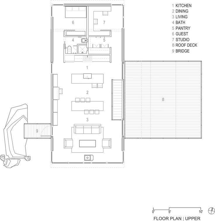 835 best plans images on Pinterest Floor plans, Arquitetura and - plan maison 170 m2 plain pied
