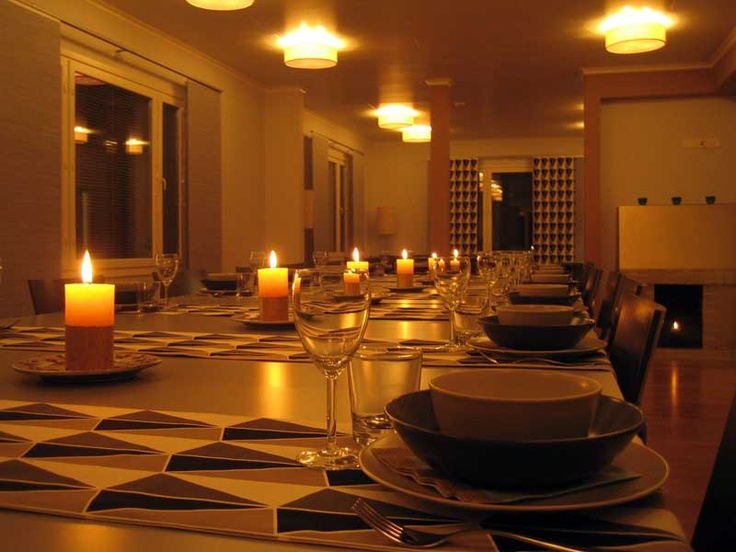 We have enough space for meetings and parties like small weddings and birthdays.