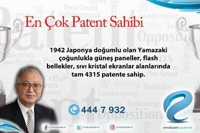 patent sahibi