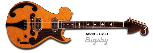 Bigsby Model BY50