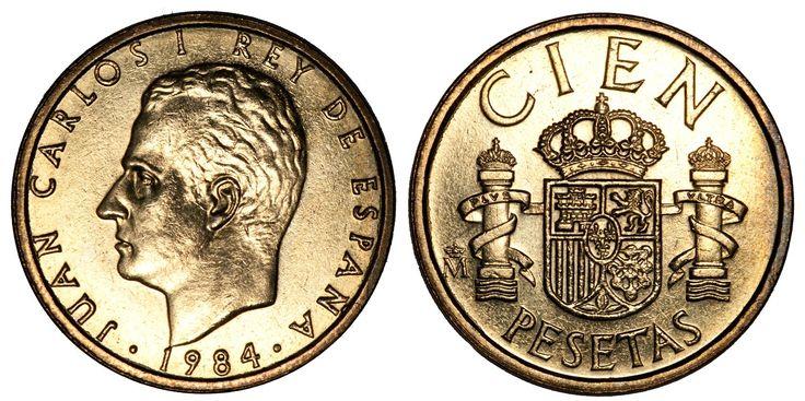 Resultado de imagen de cien pesetas