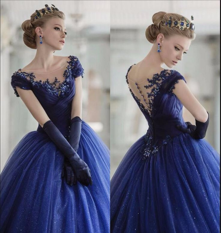 17 Best ideas about Royal Blue Gown on Pinterest | Prom dresses ...