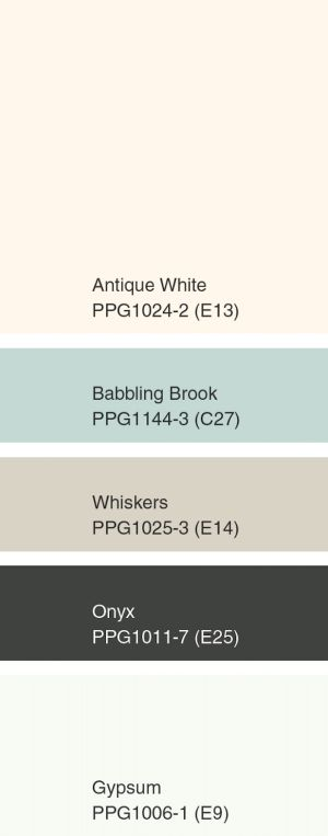PPG Pittsburgh Paints 2015 Color Forecast - Image: ©PPG Pittsburgh Paints