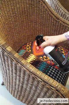 produto pra fazer impermeabilização de estofados e tecidos em casa, você mesmo aplica e protege seus estofados e cadeiras.