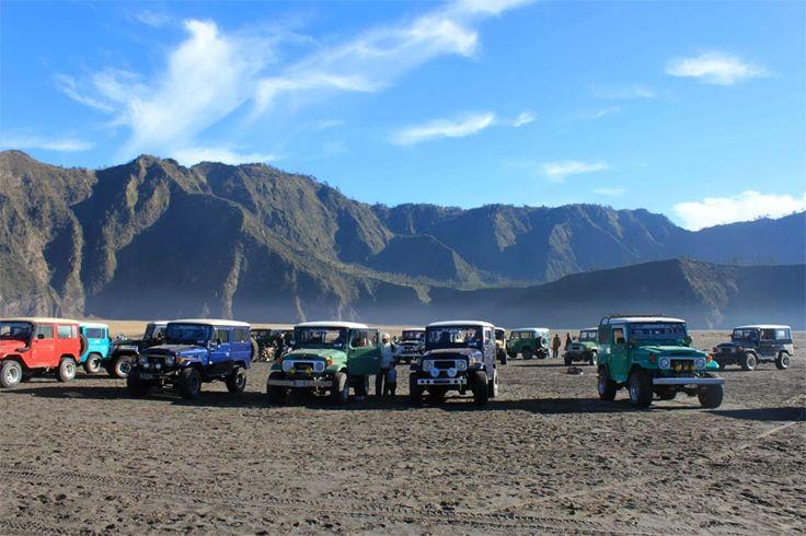 mount bromo jeep rental #jeepbromo #bromojeeprental