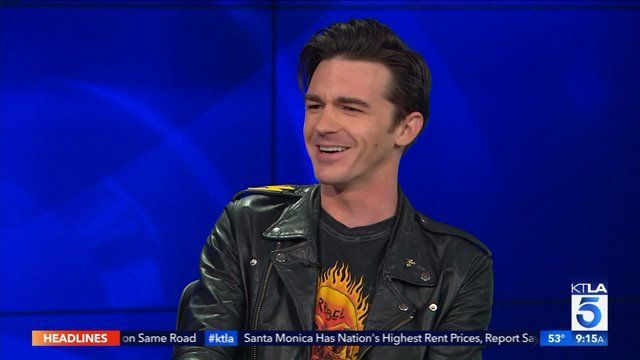 Drake Bell interview | LIVE | Bad Kids of Crestview Academy | In theaters & OnDemand  January 13th.  This segment aired on the KTLA 5 Morning News on Jan. 6, 2017.
