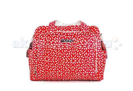 Ju-Ju-Be Дорожная сумка Be Prepared  — 12545р. -----------------  Поездка на дачу, к бабушке, длительный перелет, хотите взять побольше вещей? Правильный выбор сумки! Двое малышей? Для Вас специальная сумка к коляске для двойни! Один малыш? Вам нужна большая дорожная сумка для мамы? Тогда это самый удачный выбор - дорожная сумка Ju-Ju-Be Be Prepared! Функциональные особенности сумки Ju-Ju-Be Be Prepared:  Большое основное отделение с 5 дополнительными сетчатыми карманами для подгузников…