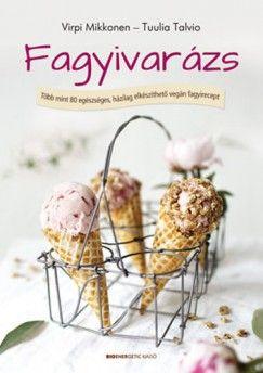 A szemnek és szájnak egyaránt gyönyörködtető könyv több mint 80 varázslatos, újszerű fagylaltötletet kínál. A kizárólag tiszta, természetes hozzávalókból, magtejekből és gyümölcsökből készült receptek elkészítéséhez még fagylaltgép sem szükséges.A forró nyári napokra tökéletes, könnyű, gyümölcsös szorbetektől, az izgalmas fagylalttortákon át a csokis fagyikelyhekig mindenki megtalálhatja a kedvencét. A szerzők a kiegészítőkről sem feledkeztek meg: tölcsért, tejszínhabot és tortaalapot is…