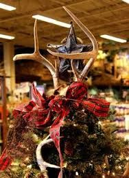 The 25+ best Antler christmas tree ideas on Pinterest