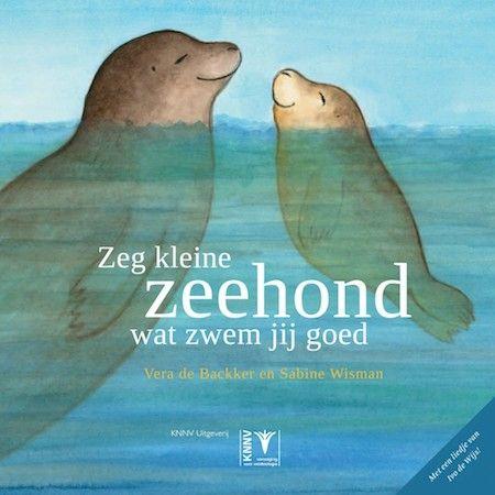 Leeftijd 0 - 5 jr : Zeg kleine Zeehond - kijk en luisterboek voor peuters en kleuters