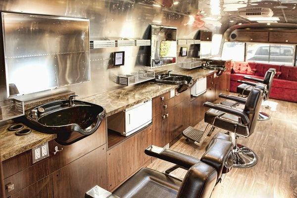 Mobile salon spa studio mobile beauty salon salon mobile mobile