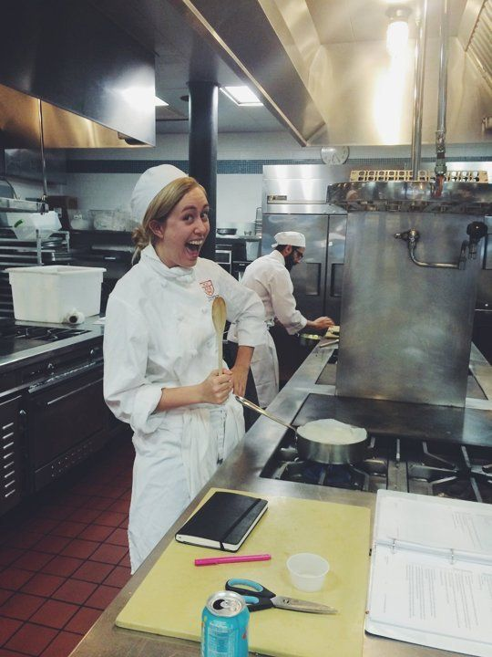 The Top 10 Things I Learned in Culinary School — Culinary School Diaries | The Kitchn