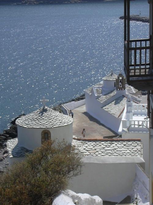 Skopelos, Greece  love this island