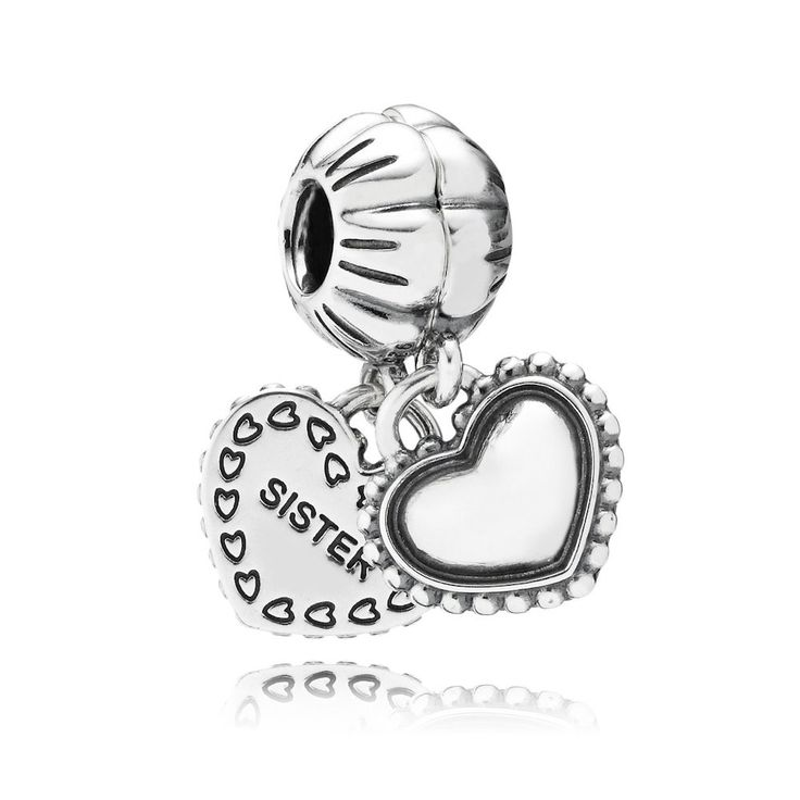 Pandora Special Sister Pendant Charm 791383 80398 on the lookout for limited offer,no taxes and free shipping.#jewelry #jewelrygram #jewelrydesign #jewelrymaking #rings #bracelet #bangle #pandora #pandorabracelet #pandoraring #pandorajewelry