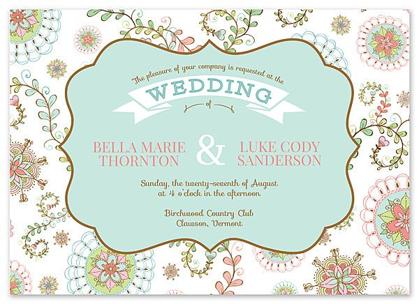 Wedding Invitations Bed Bath And Beyond: 126 Best Wedding Invites & Save The Dates Images On