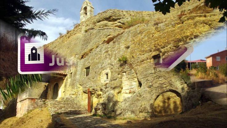 Fotos de: Palencia - Olleros de Pisuerga - Iglesia Rupestre de Santos Ju...