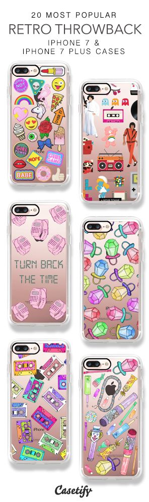 20 Most Popular Retro Throwback iPhone 7 Cases & iPhone 7 Plus Cases here > https://www.casetify.com/collections/top_100_designs#/?vc=kLBot0ExeX