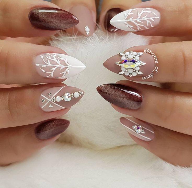 Best 25+ Fall nail trends ideas on Pinterest | Cute fall ...