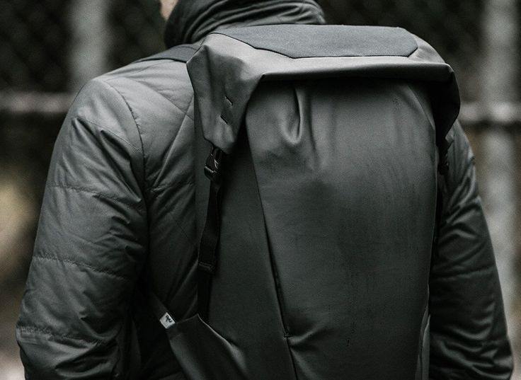 With its noticeably unique shell, the design of the Locker Pack keeps all your gear safe and sound inside.