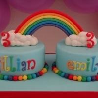 Nice idea for a Care Bear themed birthday party