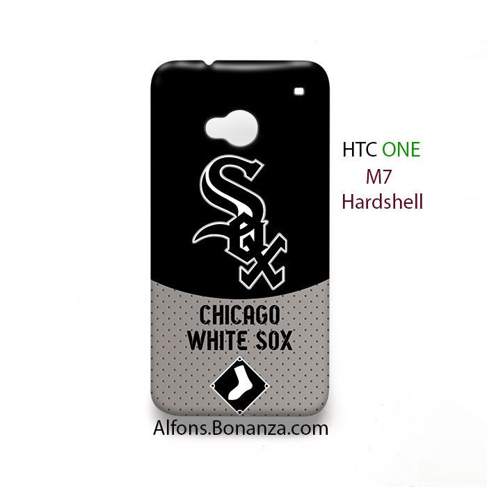 Chicago White Sox HTC One M7 Hardshell Case