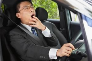 Drivers who have been awake for 18 hours and who are driving are dealing with the same amount of impairment as someone whose BAC is at 0.08