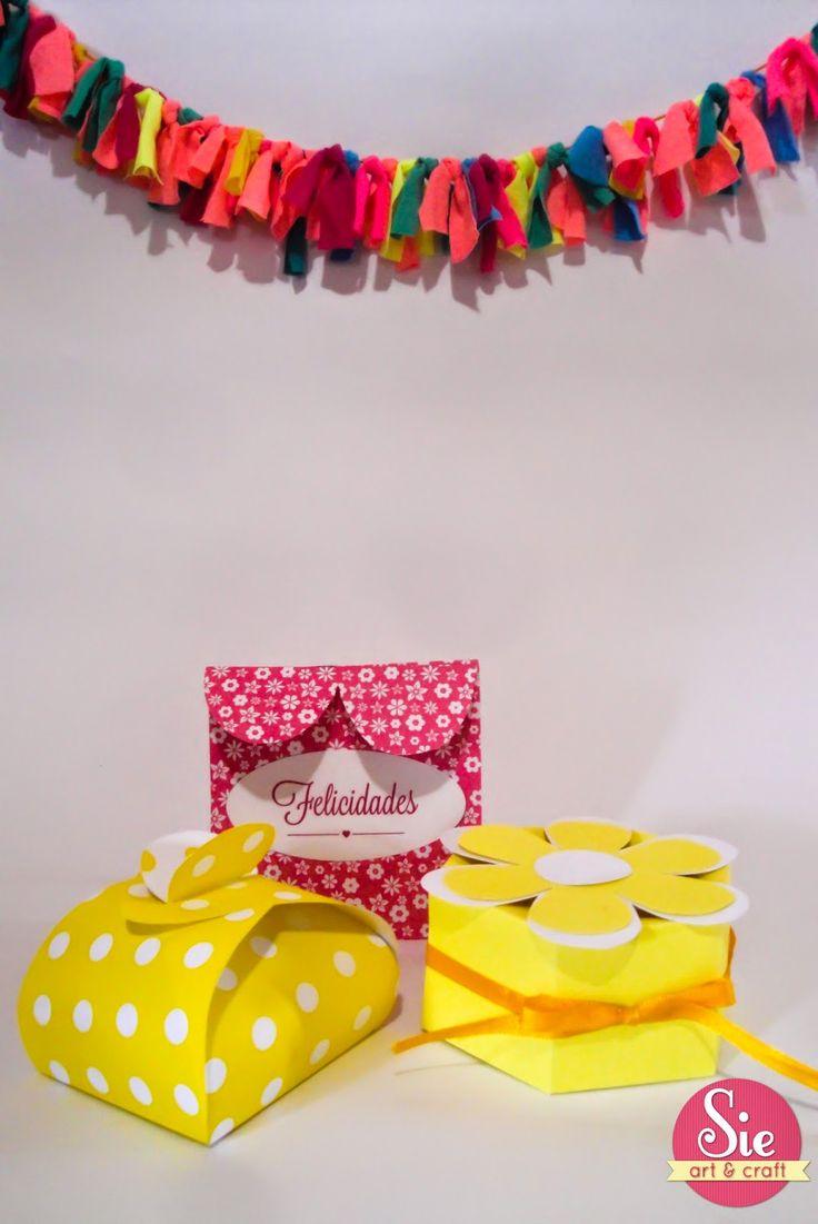 Cute boxes ♥