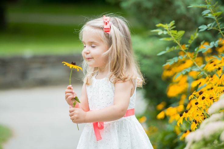 Cute child during lifestyle photography session at High Park, Toronto