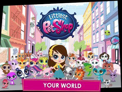 Littlest Pet Shop Your World – Android-sovellukset Google Playssa
