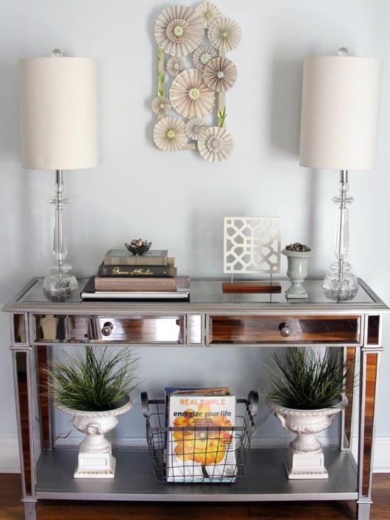 62 best foyer tables & decor images on pinterest | home, foyer