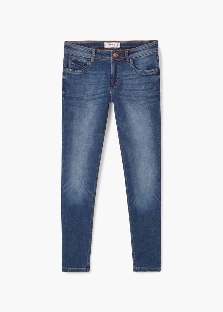 Jean taille basse mery | MANGO