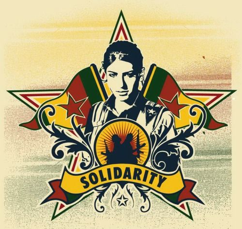 Solidarity with the Rojava revolution in West Kurdistan (Syria)