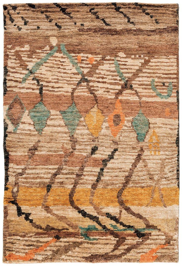 """SITAP - Carpet Couture Italia - """"Himalaya cass LT brown"""" #collezione 2017 <mydesign> #carpet #rug #arredamento #tappeto #casa #ufficio #design #fashion #moda"""