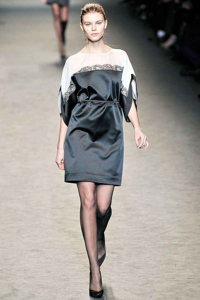 Stella McCartney Fall 2009 Ready-to-Wear Fashion Show - Maryna Linchuk- Rachel Williams