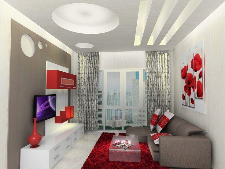 88 best images about ruang tamu on pinterest bright for Sofa yang sesuai untuk ruang tamu kecil