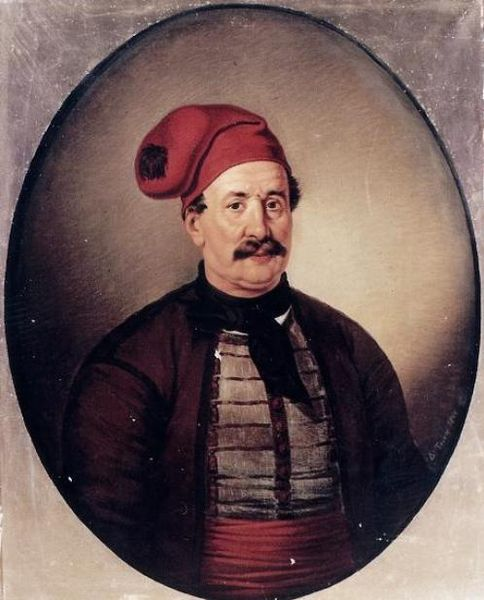 Dimitrios Papanikolis (1790–1855) was a naval hero of the Greek Revolution, famous for being the first to successfully employ a fireship to destroy an Ottoman ship of the line.